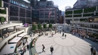 Broadgate Circle will reopen in spring 2015