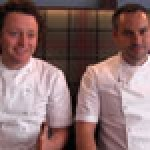Scottish chef duo Tom Kitchin and Dominic Jack opened The Scran & Scallie together in April
