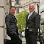 Brasserie Bar Co's founder Raymond Blanc and chief executive Mark Derry