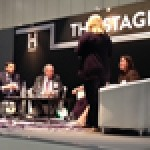A panel debates hospitality apprenticeships at Hotelympia 2014