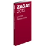 The 2013 Zagat Survey is available now at all major retailers, priced at £10.99