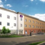 The 63-bedroom Premier Inn Dudley will open at Castlegate Business park later this year