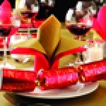 3663 has released details of its Christmas range of products including new luxury red and gold script crackers
