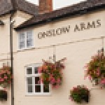 Rosie and Clive Russell, business partners at The Onslow Arms in Loxwood, West Sussex, are among a number of Hall & Woodhouse pub tenants who previously worked in managed houses