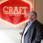 Martin Hayes oversees Craft Beer Co sites in Brixton, Clapham, Clerkenwell, and Islington, as well as a site in Brighton
