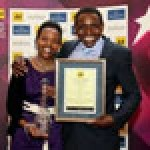 Blessing and Gibson Mutandwa were selected from 25 finalists to win the AA's Friendliest Bed and Breakfast of the Year award