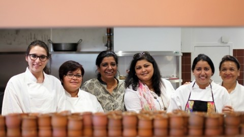 Asma Khan:  Indian restaurants need to open their doors to more female chefs