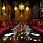Kenza Restaurant & Late Night Lounge in London's Devonshire Square is offering seven Christmas menus and a range of unusual entertainment
