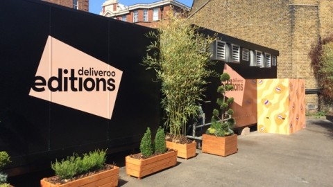 Deliveroo to open 30 delivery-only kitchens this year
