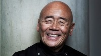 Ken Hom was invited to become an ambassador for the campaign