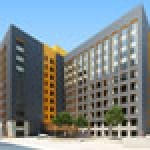 Plans to build this 170-bedroom hotel in Wapping, Liverpool, were submitted to the City Council in 2012