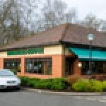 This former Little Chef site in Liphook, Hampshire is now home to the first Starbucks franchise in the UK
