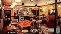 Central Perk sites are designed to reflect the famous Friends coffee house