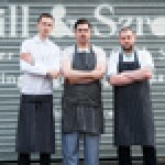 Luca Mathiszig-Lee, Tom Richardson Hill and Alex Szrok will open Hill & Szrok Master Butcher & Cookshop in March