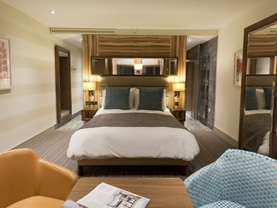 Luxury New Hotel Unveiled At Center Parcs Woburn Forest Bedfordshire