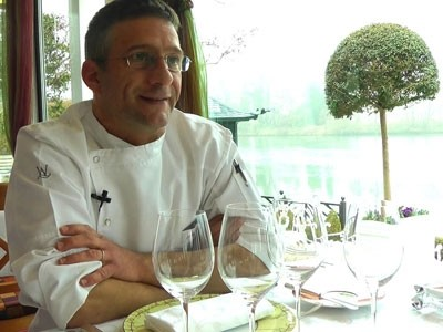 Michelin starred chef alain roux on life at the waterside inn for Ash mair my basque cuisine