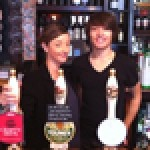 Jess, a manager at The Somers Town Coffee House, with Billy, one of the first people to benefit from Yummy Pub Company's work experience scheme which is now being rolled out across the industry
