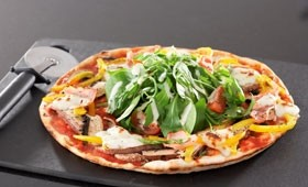 Pizza express launches healthy salad pizza range for Pizza and fish express