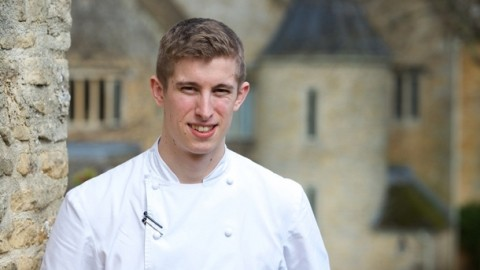 Charles Smith named head chef at Lords of the Manor