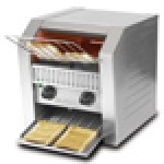 Burco's new Conveyor Toaster has an hourly output of up to 400 slices