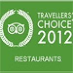 The inaugural Travellers' Choice awards recognise favourite dining establishments in cities worldwide, based on millions of reviews on TripAdvisor