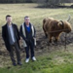 Outstanding in their Field: Richard Conway and Gordon Craig, who met at former Michelin-star restaurant Plumed Horse, have launched their own venture in Edinburgh - Field restaurant