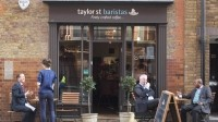 Taylor St Baristas has already raised a quarter of its target