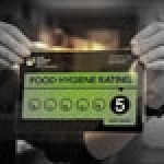 What's your number? A score of between zero and five is awarded to outlets for their food preparation and hygiene standards
