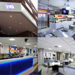 Hospitality House features a reception, bar, cellar and café training areas along with a state-of-the-art training kitchen
