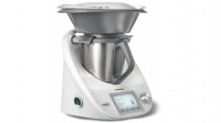 The Thermomix now comes with a recipe chip which holds a cookbook of digital recipes
