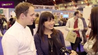 BigHospitality spoke to James Knappett and Sandia Chang at the Restaurant Show 2014