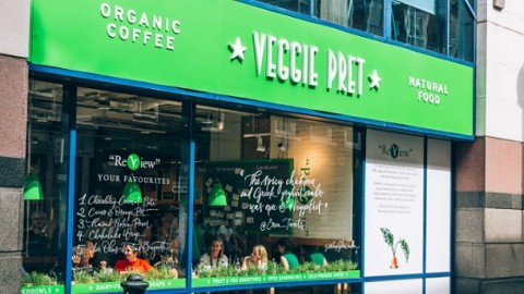 Second Veggie Pret to open in Shoreditch