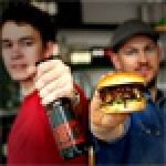 Honest Burgers' Tom Barton and BrewDog's James Watt want to tap in on the beer and food matching trend