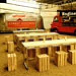 Street Kitchen Shoreditch has space for 50 diners within a covered seating area, with space for more if needed