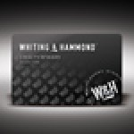Whiting & Hammond's new loyalty card enables customers to collect points that give them money off purchases