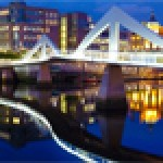 Hospitable city: Glasgow's hotels recorded their strongest November for seven years