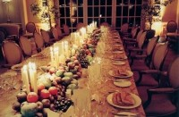 A Christmas dinner at The Landmark London in the Tower Suite