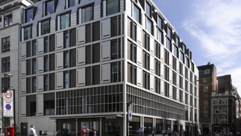 D&D London's South Place Hotel sold