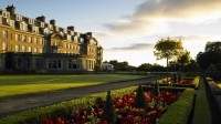 Gleneagles Hotel where the Ryder Cup will happen
