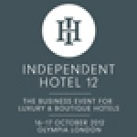 The Independent Hotel Show 2013 takes place at London Olympia on 30-31 October